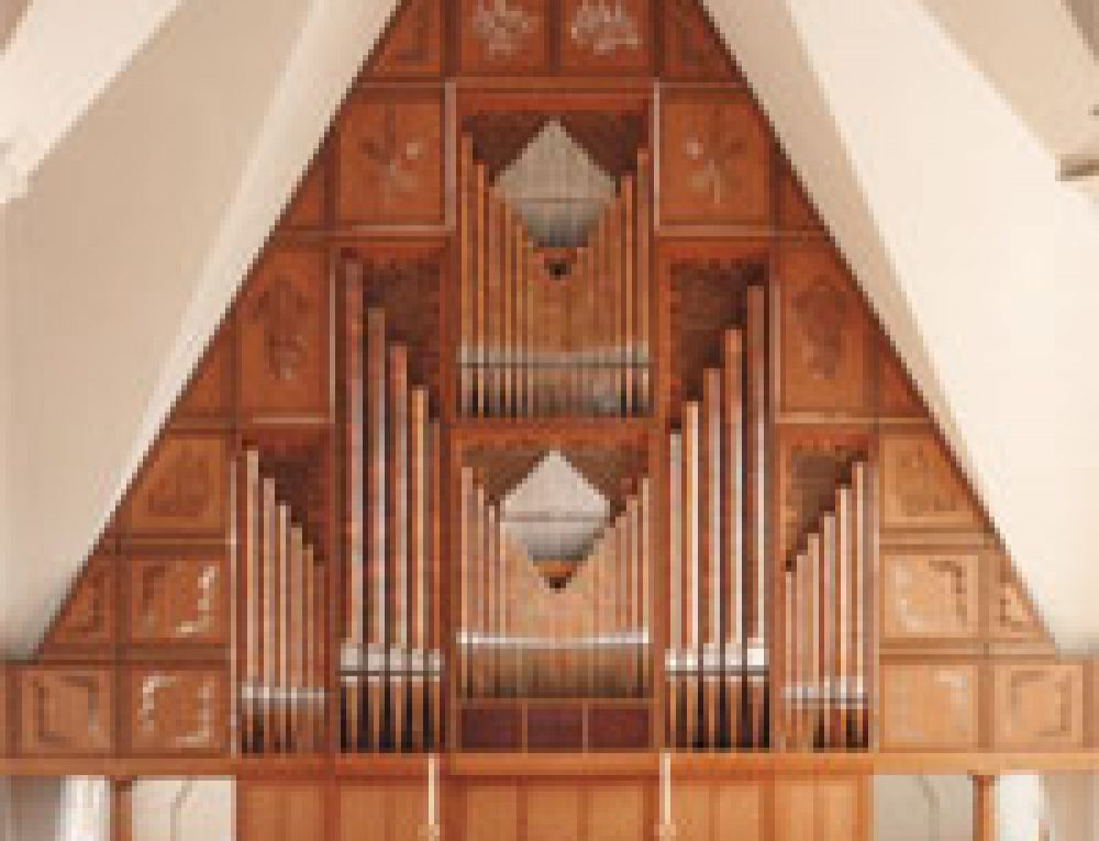The Richard Bond Organ