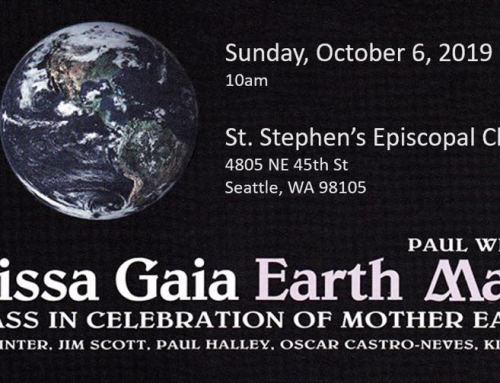 Missa Gaia Earth Mass