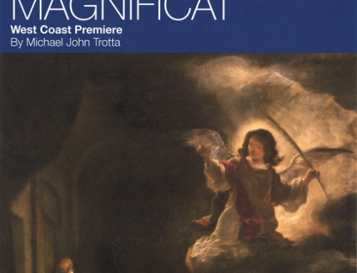 Magnificat Premiere at Evensong