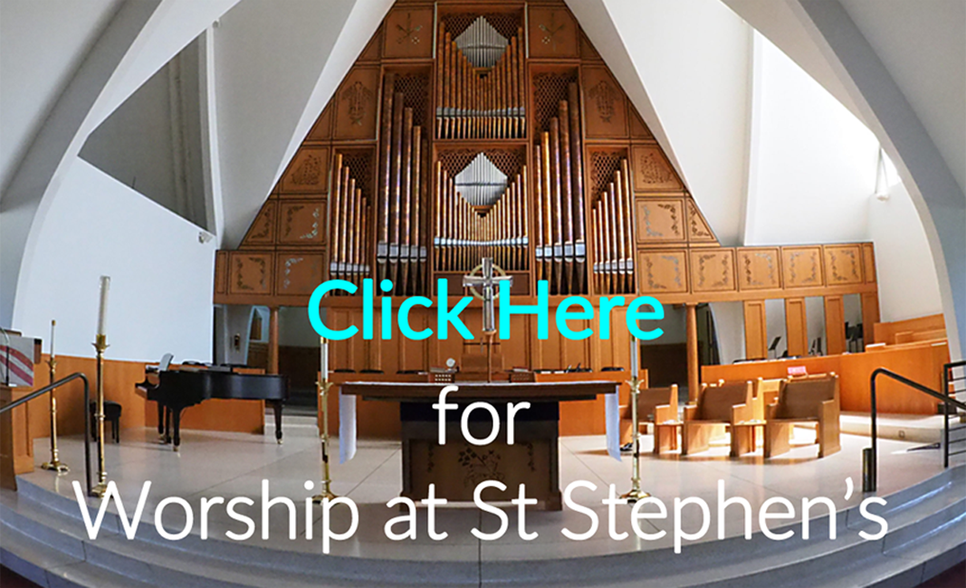 Online Worship at St Stephen's click here